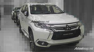 Mitsubishi Pajero Sport เปลี่ยนห้องโดยสารใหม่ยกชุด มีฐานการผลิตที่อินโดฯ