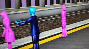 เตือนระวัง!! ไปญี่ปุ่นอย่ายืนชิดติดรางรถไฟ เหตุอันตรายหลังมือมืดไล่ผลักคนจนตก
