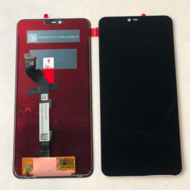 หลุดหน้าจอ Xiaomi Redmi Note 6 ยืนยันขนาด 6.18 นิ้วพร้อมรอยบาก