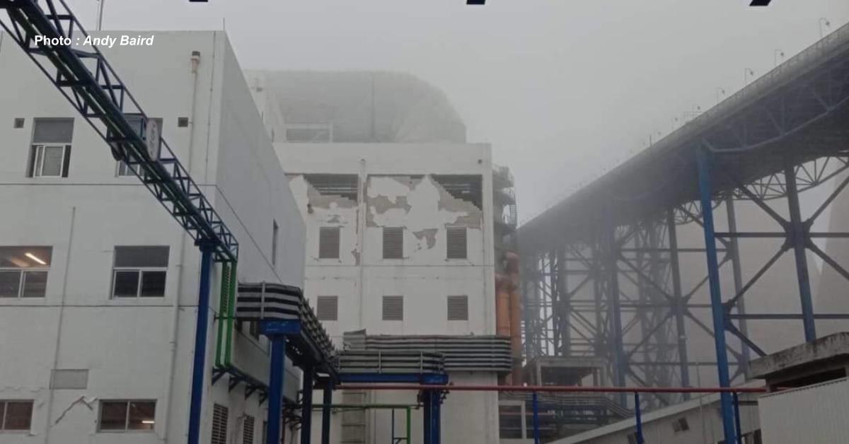 ประมวลภาพความเสียหายลาวแผ่นดินไหวสะเทือนถึงกรุงเทพ