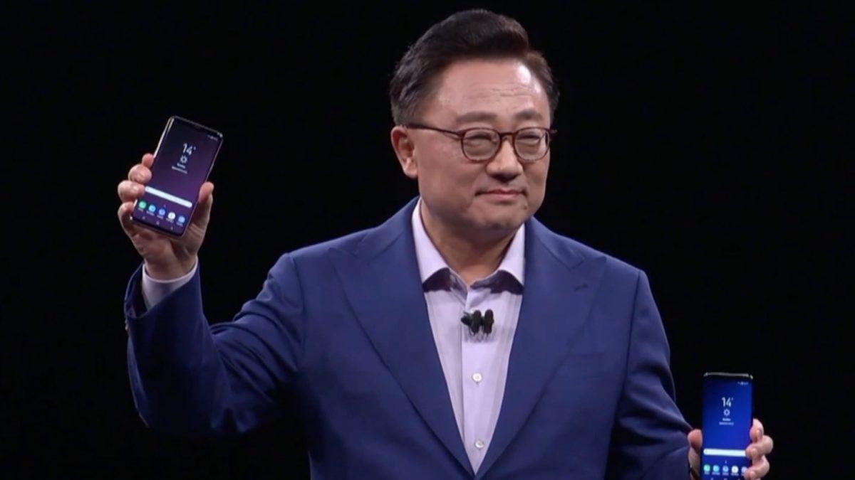 Samsung เปิดตัว Galaxy S9 และ S9+