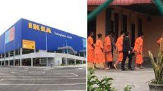 2 วัยรุ่นมาเล ทำ Challenge ซ่อนตัวใน IKEA สุดท้ายโดนรวบ ติดคุก 6 เดือน