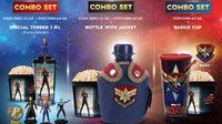 สาวก Captain Marvel ต้องโดนกับ 3 คอมโบเช็ทของสะสมจากทาง SF