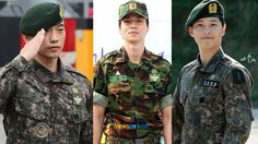ขั้นตอนการเป็นทหาร รับใช้ชาติ ของผู้ชายเกาหลีใต้