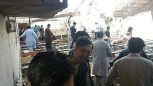สลดใจ ! ระเบิดฆ่าตัวตาย โจมตีศูนย์ศึกษาเอกชนในคาบูล
