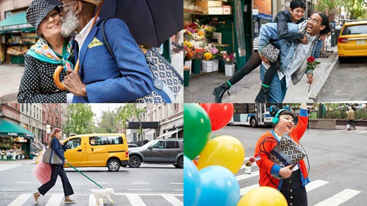 เคท สเปด นิวยอร์ก ต้อนรับฤดูใบไม้ผลิปี 2021 คอลเลกชันใหม่สเปด ฟาวเวอร์ แจ็คการ์ด ด้วยจดหมายรักถึงนครนิวยอร์ก