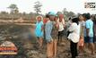 ตาวัย 72ปี เผาตอซังข้าว เป็นลมถูกไฟคลอกดับ
