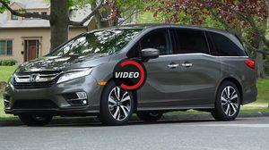 ภาพยนตร์โฆษณาล่าสุดของ 2018 Honda Odyssey ที่คนมีลูกวัยซนต้องดู