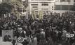 ชาวฮ่องกงประท้วงตีความรัฐธรรมนูญใหม่