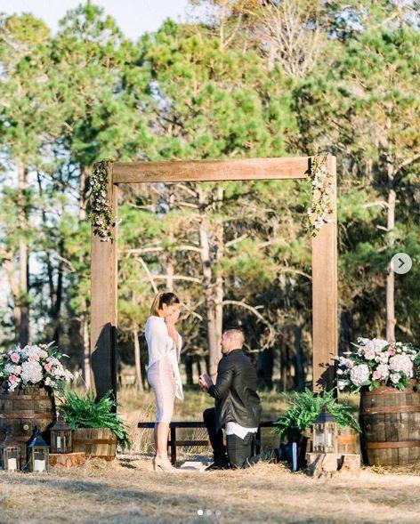เดมี ลีห์ แต่งงาน