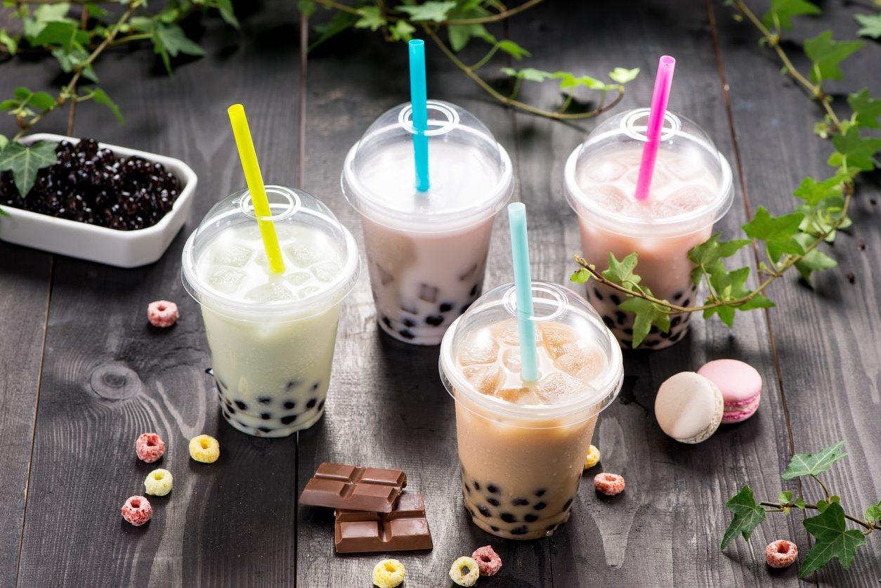 17 เครื่องดื่ม ปริมาณน้ำตาลสูงปรี๊ด มาเช็กดูว่าน้ำตาลมากแค่ไหน!!