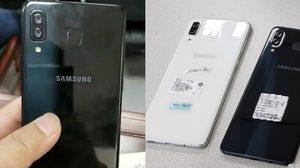 เผยภาพหลุด Samsung Galaxy A9 Star และ A9 Lite คู่หูกล้องคู่รุ่นใหม่