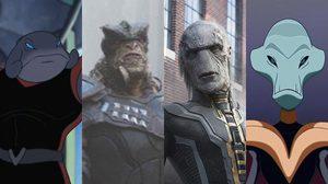ฉากที่สองลูกน้องธานอสปรากฏตัวใน Infinity War เหมือนในแอนิเมชั่น Lilo & Stitch