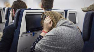 วิธีลดอาการเจ็บแน่น ปวดหู - ปัญหาการโดยสารเครื่องบิน