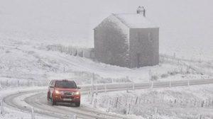 ยะเยือก ! พายุหิมะถล่มสหราชอาณาจักร