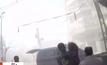 นาทีช่วยชีวิตเหยื่อเหตุโจมตีทางอากาศในซีเรีย