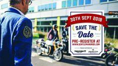 Triumph Motorcycle ชวนบริจาคเงินเพื่อสุขภาพสุภาพบุรุษ