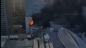 [ล่าสุด]เหตุไฟไหม้ เซ็นทรัลเวิลด์ เพลิงสงบแล้ว