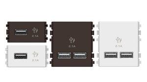 ชไนเดอร์ อิเล็คทริค เปิดตัวเต้ารับ USB Charger แบบติดผนังตามเทรนด์อสังหาฯ 4.0