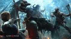 มาแล้ว!! โปสเตอร์พี่โล้นซ่า หรือ God Of War จากงาน E3 2017 ที่ LA