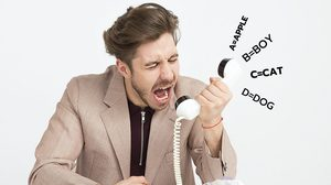 ตัวสะกดภาษาอังกฤษ เวลาสื่อสารทางโทรศัพท์ จะได้เข้าใจตรงกันนะ!