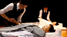 งานแบบนี้ก็มี!! การประกวดสัปเหร่อแต่งหน้าศพประจำปีที่ ประเทศญี่ปุ่น
