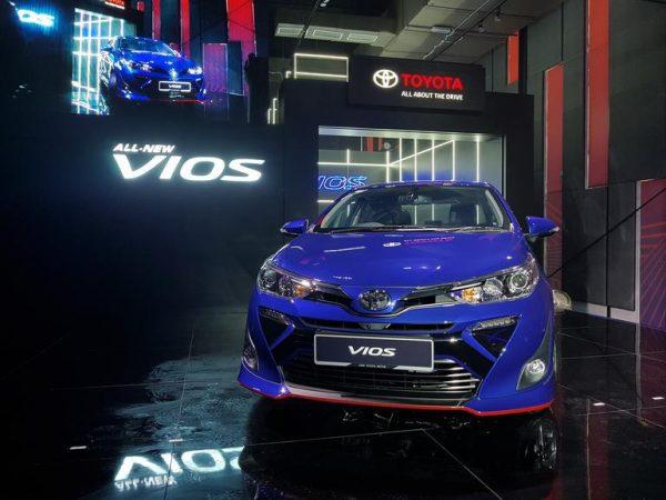 Toyota Vios 2019