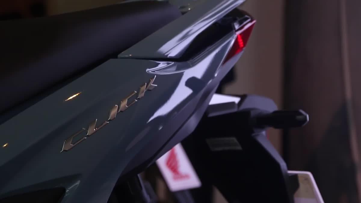Honda เปิดตัว 2 โมเดลใหม่ New Honda Click 150i และ All New Honda Click 125i