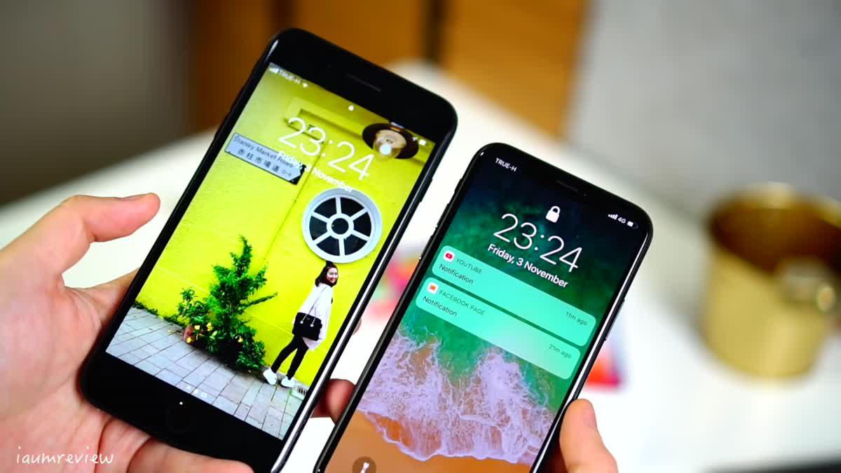 +=+ รีวิว iPhone X แบบไทยไทย +=+ 18 นาที แห่งความฟิน ภาคแรก