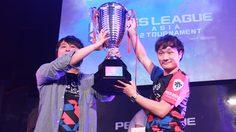ญี่ปุ่นคว้าแชมป์ การแข่งขันPES LEAUGUE ASIA 2v2 Tournament