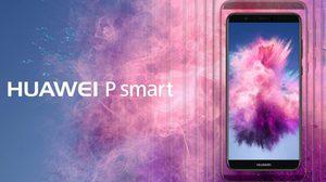 Huawei เตรียมขายสมาร์ทโฟนรุ่น P Smart สมาร์ทโฟนระดับกลางราคาต่ำกว่าหมื่น