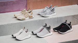 adidas Originals ปล่อยสองรุ่นใหม่ NMD CS2 PK และ NMD R1 PK วางขาย 20 พฤษภาคมนี้