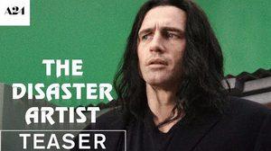 ทีเซอร์แรกมาก็ฮาแล้ว!! เจมส์ ฟรังโก โผล่ดาดฟ้า ล้อฉากดังในหนัง The Room ในตัวอย่าง The Disaster Artist