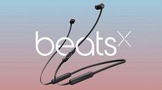 BeatsX หูฟังไร้สายที่มาพร้อมชิป Apple W1 เตรียมวางจำหน่ายวันศุกร์นี้