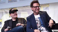 เควิน ไฟกี เอ่ยปากชมหนัง Aquaman และชื่นชมผลงานหนังของ เจมส์ กันน์ ในงานลูกโลกทองคำ