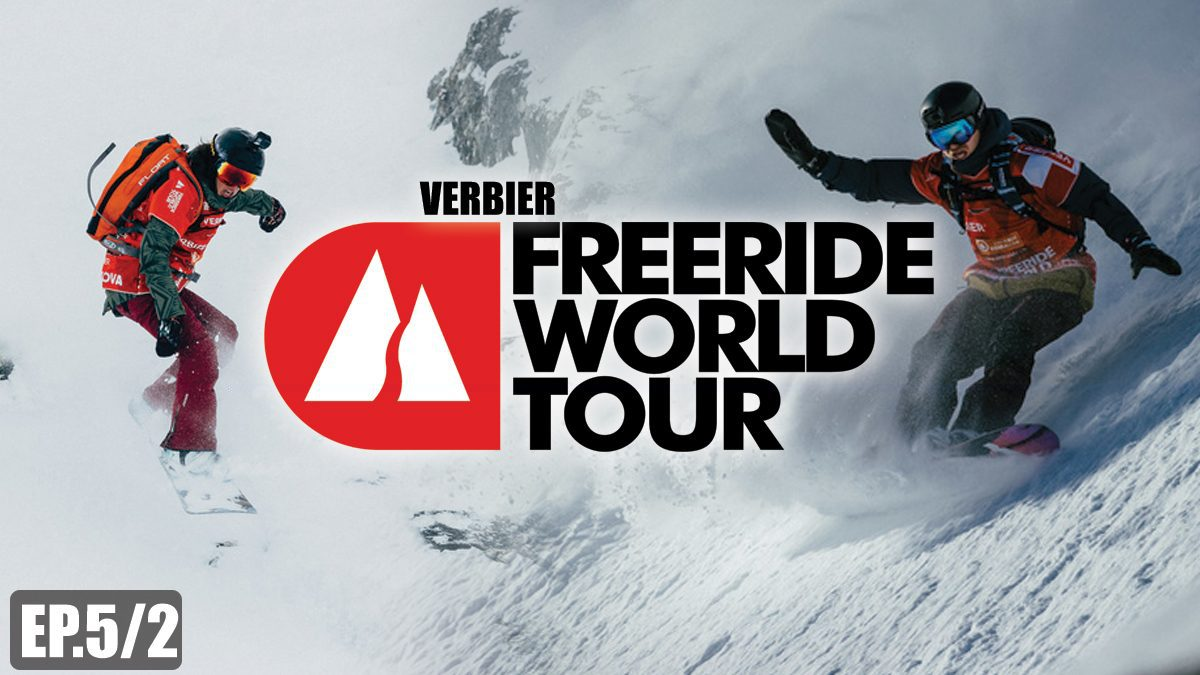 Freeride World Tour 2018 | การแข่งขันกีฬาสกีหิมะ ลานสกี VERBIER [EP.5/2]
