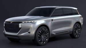 Vanucia X Concept รถต้นแบบ SUV หน้าคล้าย Range Rover