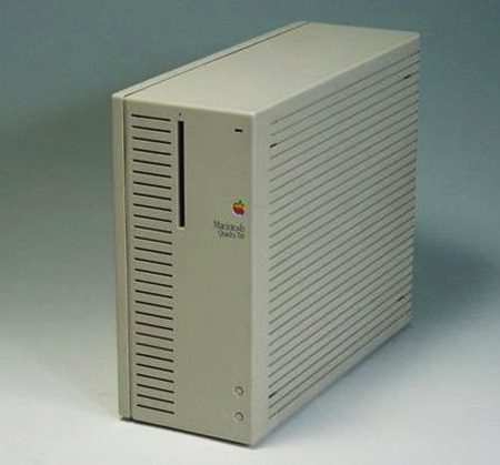 9. Macintosh Quadra -1991