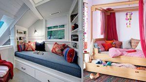9 ไอเดียแต่งห้องนอนให้เพิ่มพื้นที่ใช้สอยด้วย เตียงนอนอเนกประสงค์