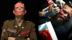 ยอมใจเลย!! หนุ่มนิรนามจัดการแปลงโฉมหน้าตัวเองเพื่อให้เหมือนกับวายร้าย Red Skull มากที่สุด