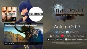 จัดไปอย่าให้เสีย Final Fantasy XV เตรียมลงมือถืออีกเกม ปลายปีนี้!