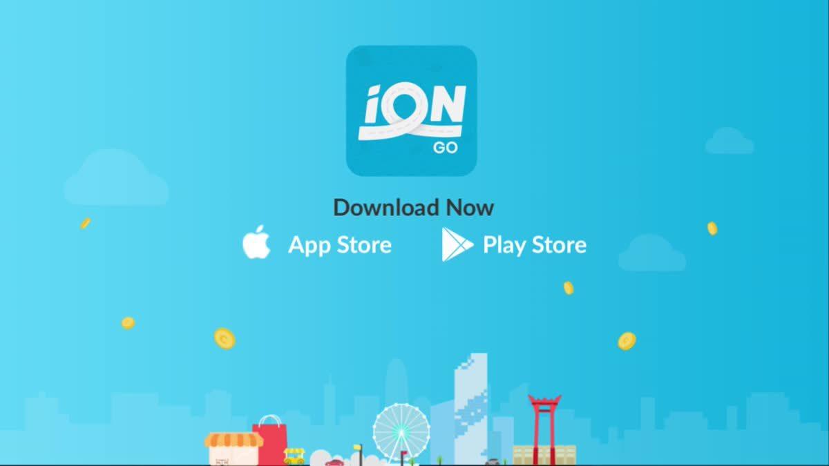 iON GO ร่วมกับ JS.100 ในกิจกรรมแรลลี่ครั้งที่ 24 กับ ตอน 'แรลลี่ 2 โหล...อย่าโหล่แล้วกัน'