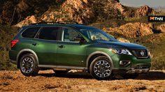 2019 Nissan Pathfinder Rock Creek Edition รถ SUV รุ่นพิเศษ เปิดตัวที่อเมริกา