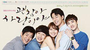 เรื่องย่อซีรีส์เกาหลี It's Okay, That's Love
