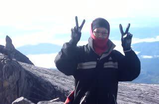 ภูเขากีนาบาลู (Gunung Kinabalu)