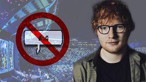 คุมเข้ม 'ตั๋วผี-โก่งราคา' บัตรคอนเสิร์ตซุป'ตาร์ระดับโลก Ed Sheeran !!