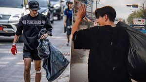 โตโน่ ชื่นใจ! โครงการเก็บรักษ์ พาคนไทยตื่นตัวรักษ์โลก!