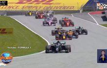 """""""บ็อตตาส"""" ซิ่งม้วนเดียวจบคว้าแชมป์ F1 สนามแรก"""