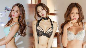 YOON AE JI นางแบบเกาหลีกับชุดสุดวาบหวิว ใครเห็นเป็นต้องกดว้าว!!
