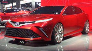 Toyota เปิดตัว Toyota Fengchao Fun รถต้นแบบที่งาน Auto Shanghai 2017